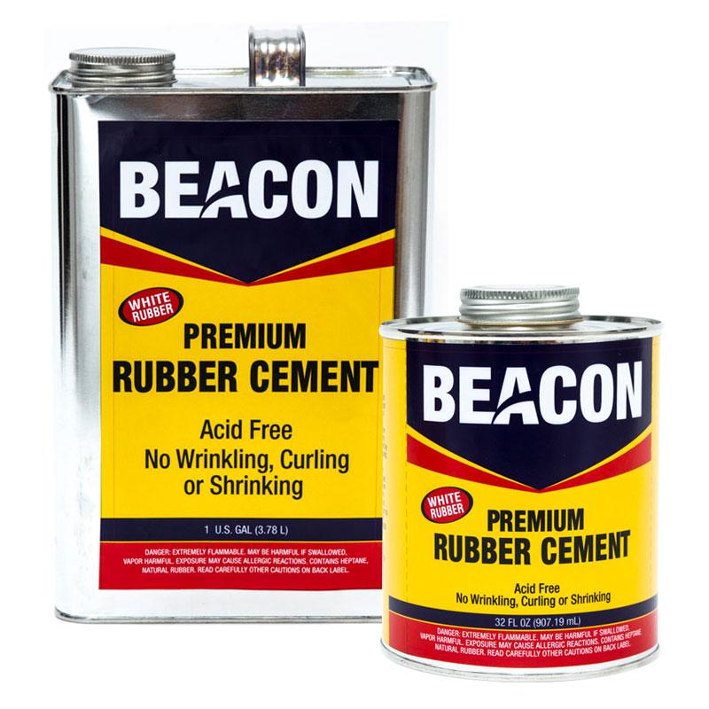 Premium Rubber Cement Beacon Adhesive